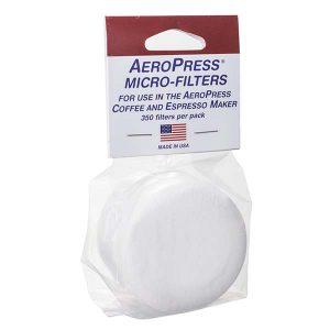 aeropress filtry papierowe 350sztuk