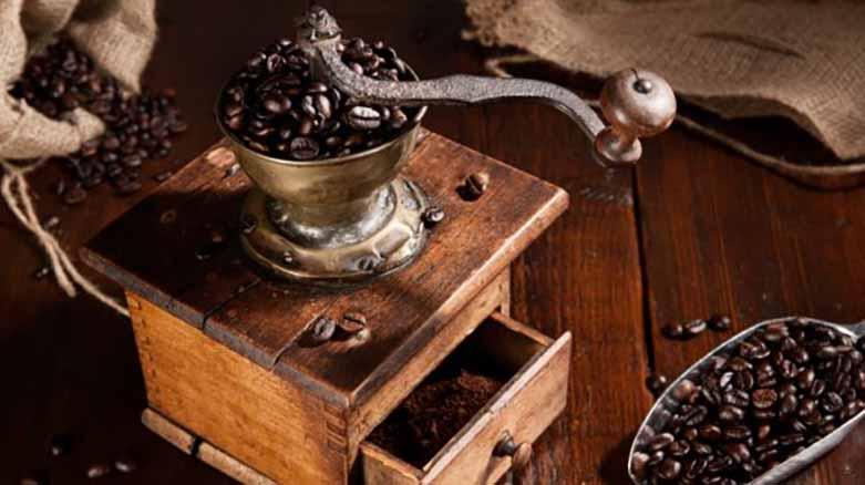 Jak zmielić kawę ?
