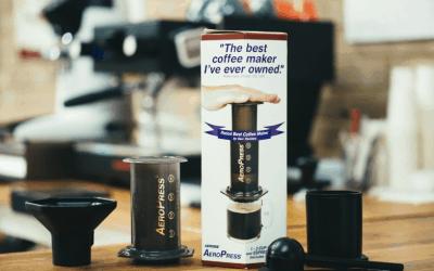 ABC Aeropressu – Rewolucyjny zaparzacz do kawy